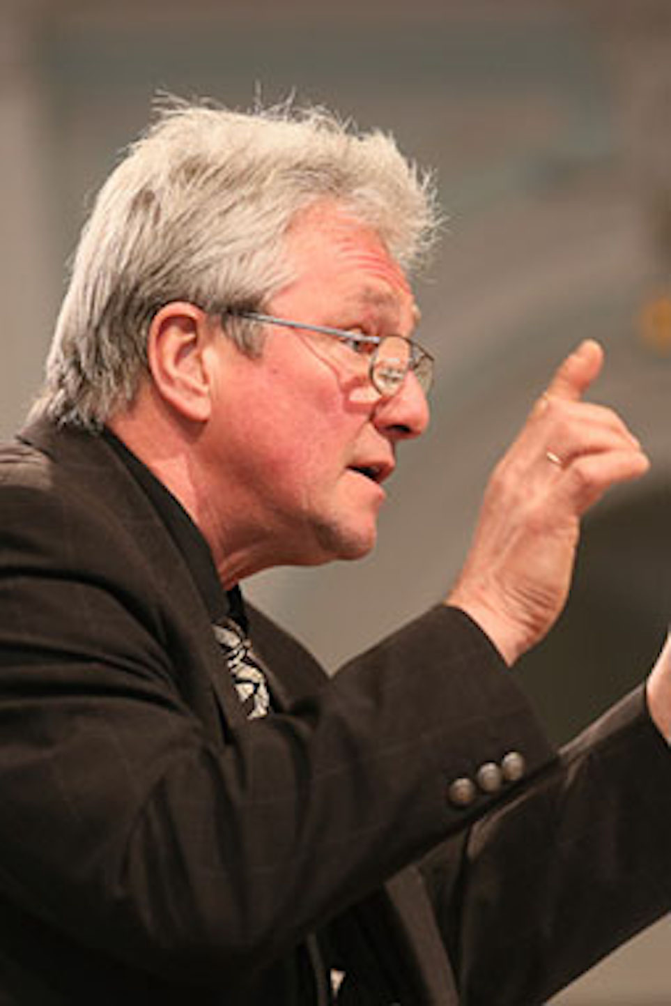 renowned composer Vytautas Miskinis