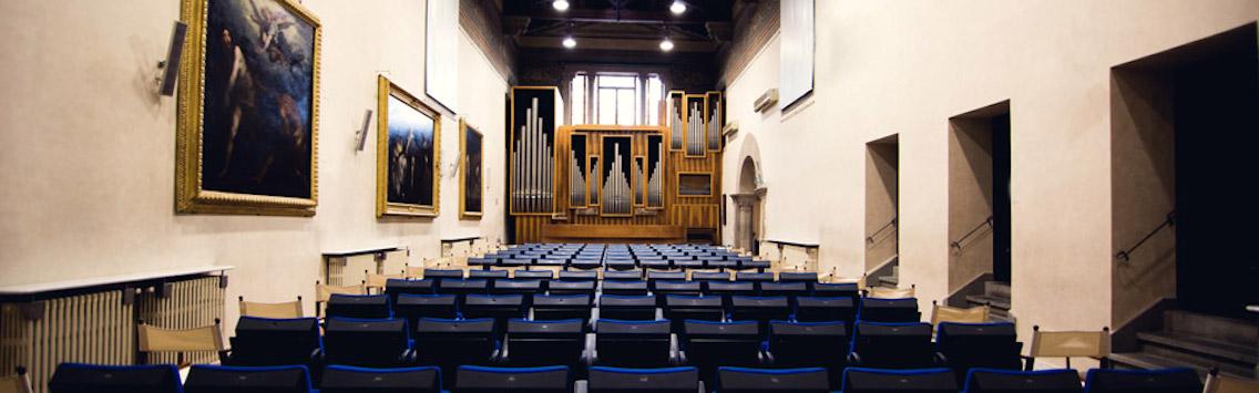 Auditorium Cassa Risparmioa