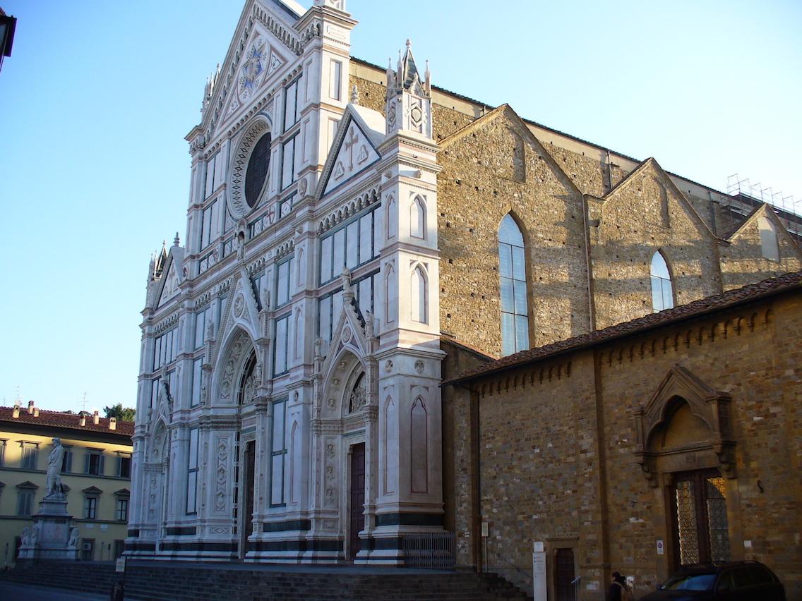 Churchyard Santa Croce