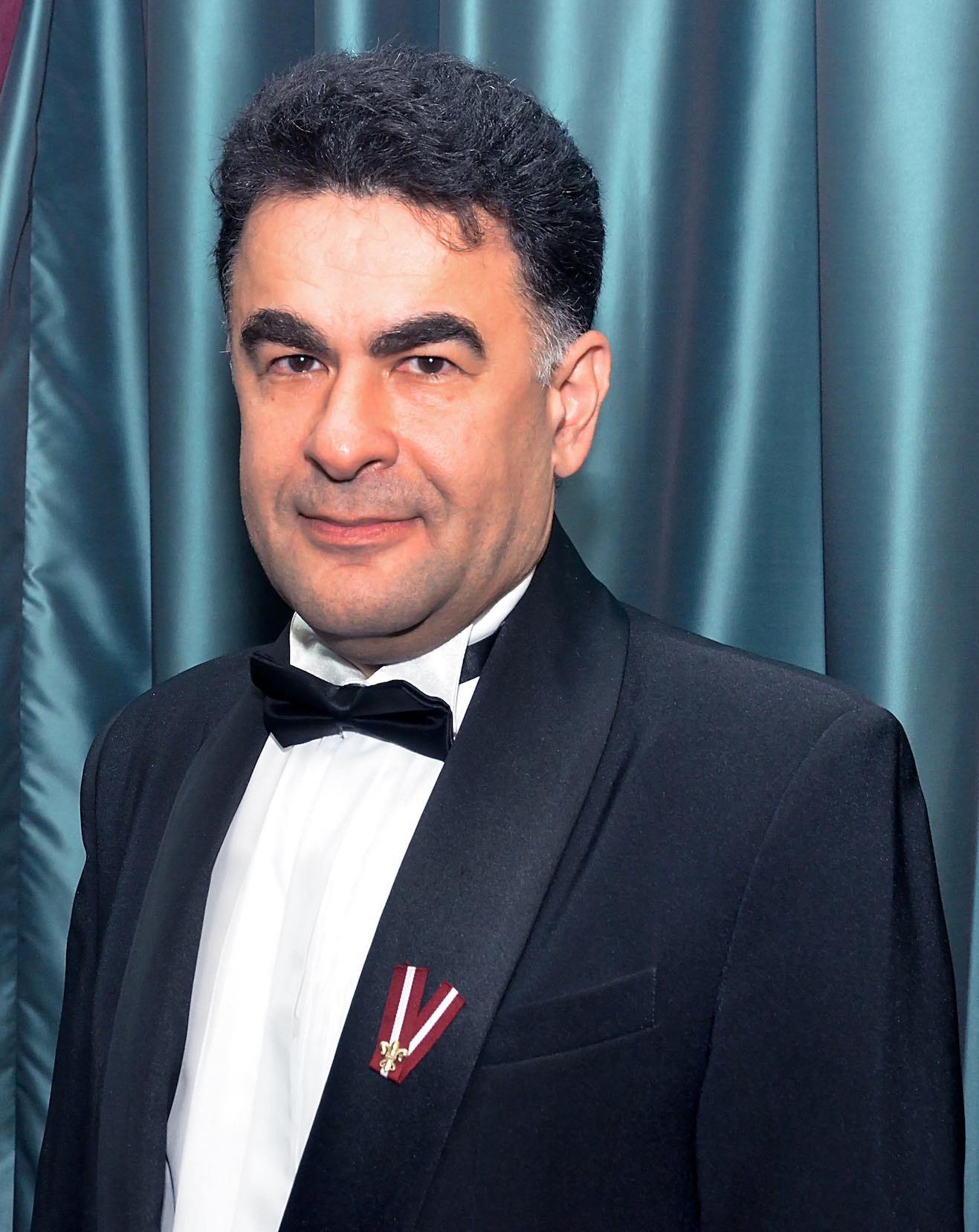 Jevgenijs Ustinskovs